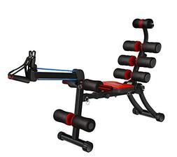 SYOSIN 22 in 1 Sit-Up Exerciser Ab Machine Workout Fitness E