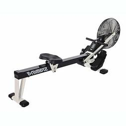 Stamina Air Rower Fitness Rowing Machine, Black