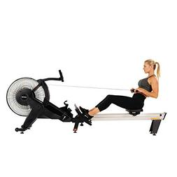 Sunny Health & Fitness Asuna Ventus Air Magnetic Rowing Mach