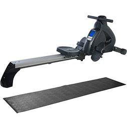 Stamina Avari Programmable Magnetic Exercise Rower with Fold