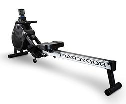 BodyCraft VR200 Pro Rowing Machine with Air and Magnetic Res