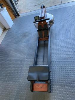 WaterRower Club Natural Rowing Machine with S4 Monitor - Ash