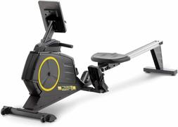 Circuit Fitness Deluxe Foldable Magnetic Rowing Machine Home