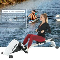 Exercise Rowing Machine Rower Adjustable Resistance Home&Gym