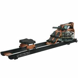 First Degree Fitness Viking II Black Reserve Indoor Rowing M