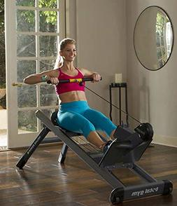 JOINT-FRIENDLY, LOW IMPACT Total Gym Incline Rower CE