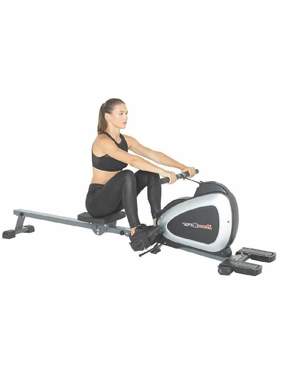 1000 plus bluetooth magnetic rower rowing machine