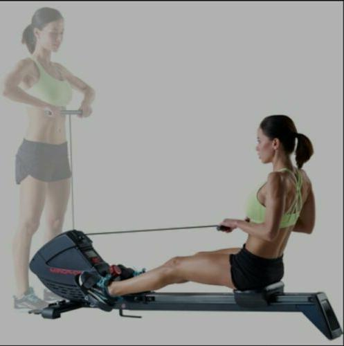 440r advance cardio fitness exercise rowing machine