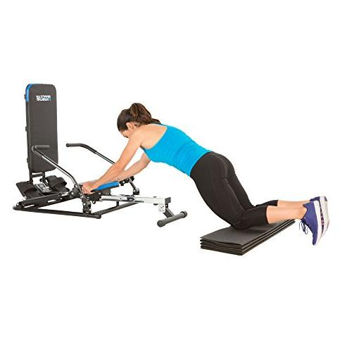 ProGear 750 Rower Additional Exercise Capability,