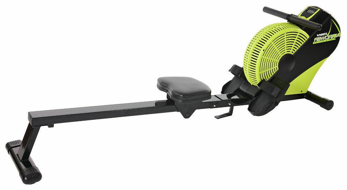 air rower cardio exercise rowing machine 35