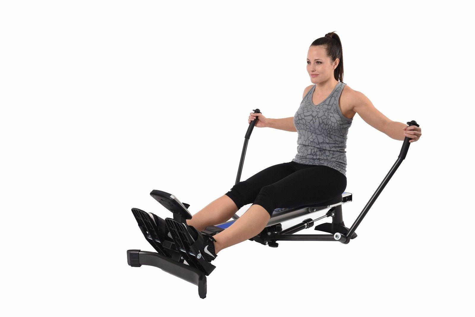 bodytrac glider rower exercise rowing machine 35
