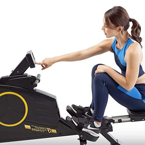 Circuit Fitness Magnetic with 8 Transport