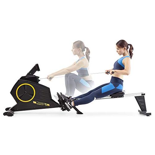Circuit Fitness Deluxe Foldable Magnetic 8 Setting Transport Wheels -