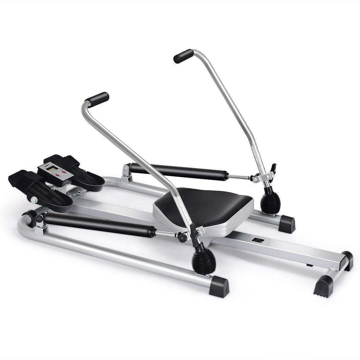Exercise Machine Adjustable Double Gym Station