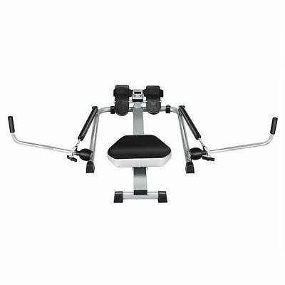 Exercise Rowing w/Adjustable Hydraulic Resistance Home Gym