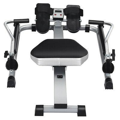Fitness w/Adjustable Hydraulic Resistance Durable