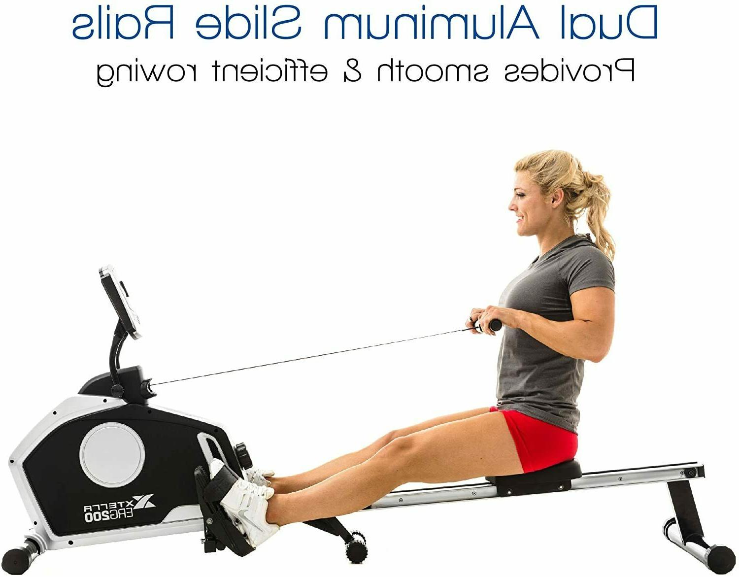 XTERRA Magnetic Rower + CHARITY