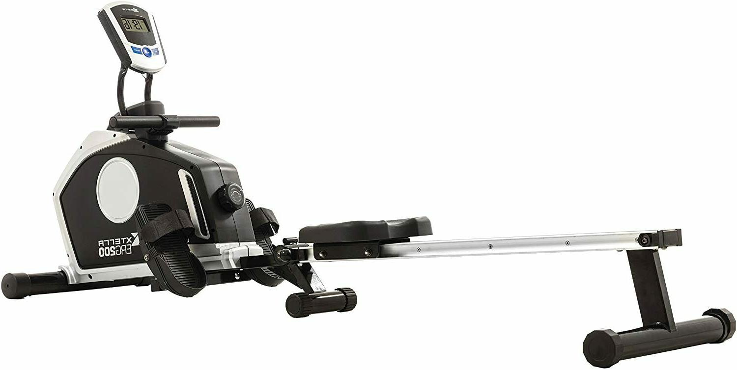 fitness erg200 folding magnetic resistance rower charity