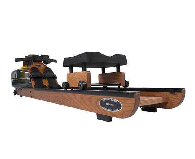 First Degree Fitness 3 AR Rowing Machine Rower