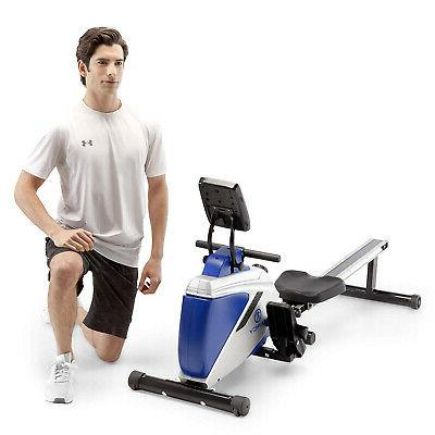 Marcy ME-1018RE Foldable Magnetic Resistance Rowing Machine