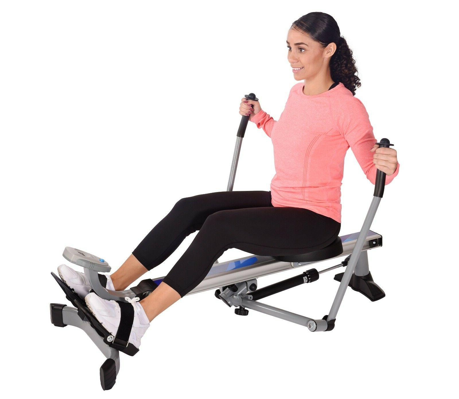 full motion rowing machine a350 550
