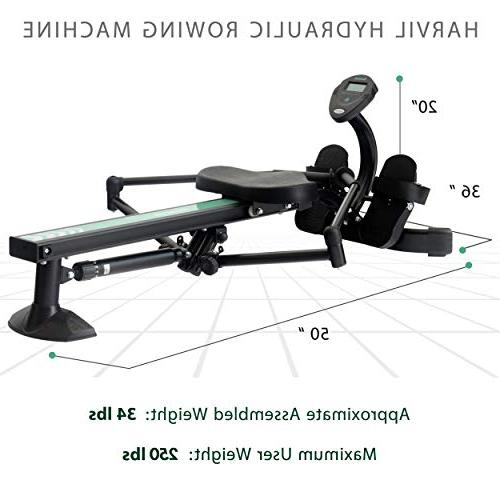 Harvil Hydraulic Machine Adjustable Resistance Arms, Safety