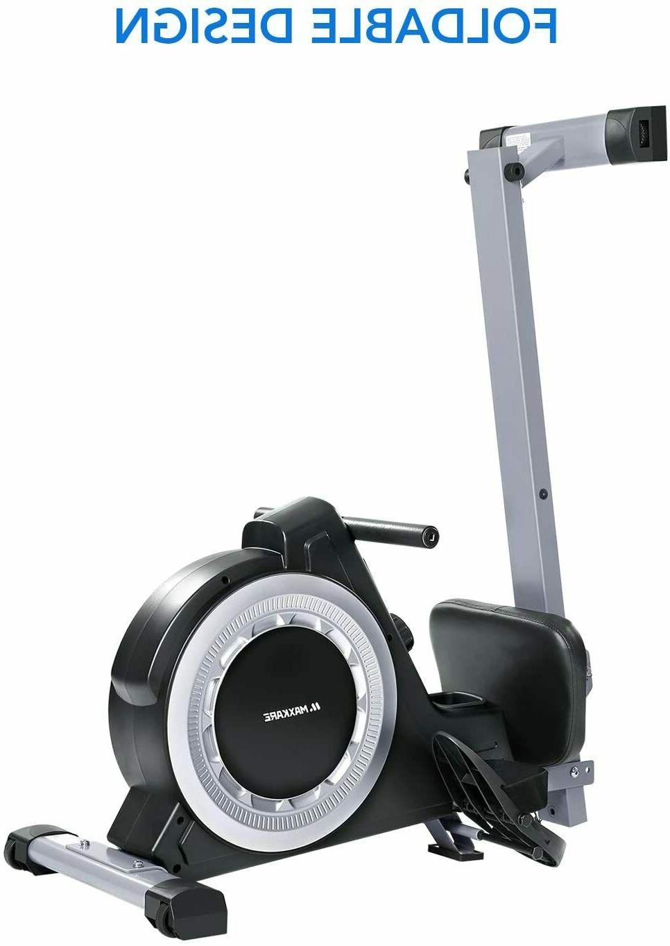 Magnetic Rowing Resistance