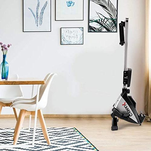 Folding Display and Adjustable Exercise Cardio Fitness