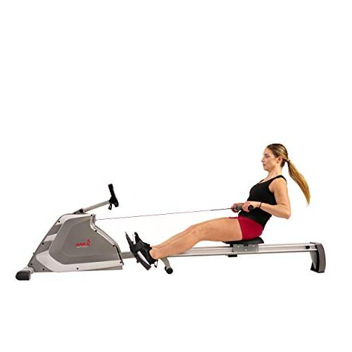 magnetic rowing machine rower
