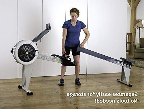 Concept2 Model E PM5 Performance Rower Rowing