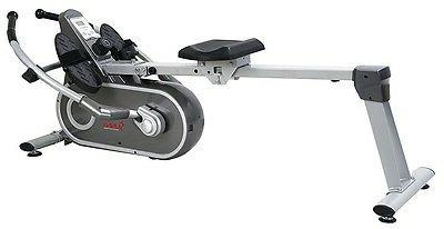 Sunny Full Motion Magnetic Rowing Machine Cardio Exercise Ro