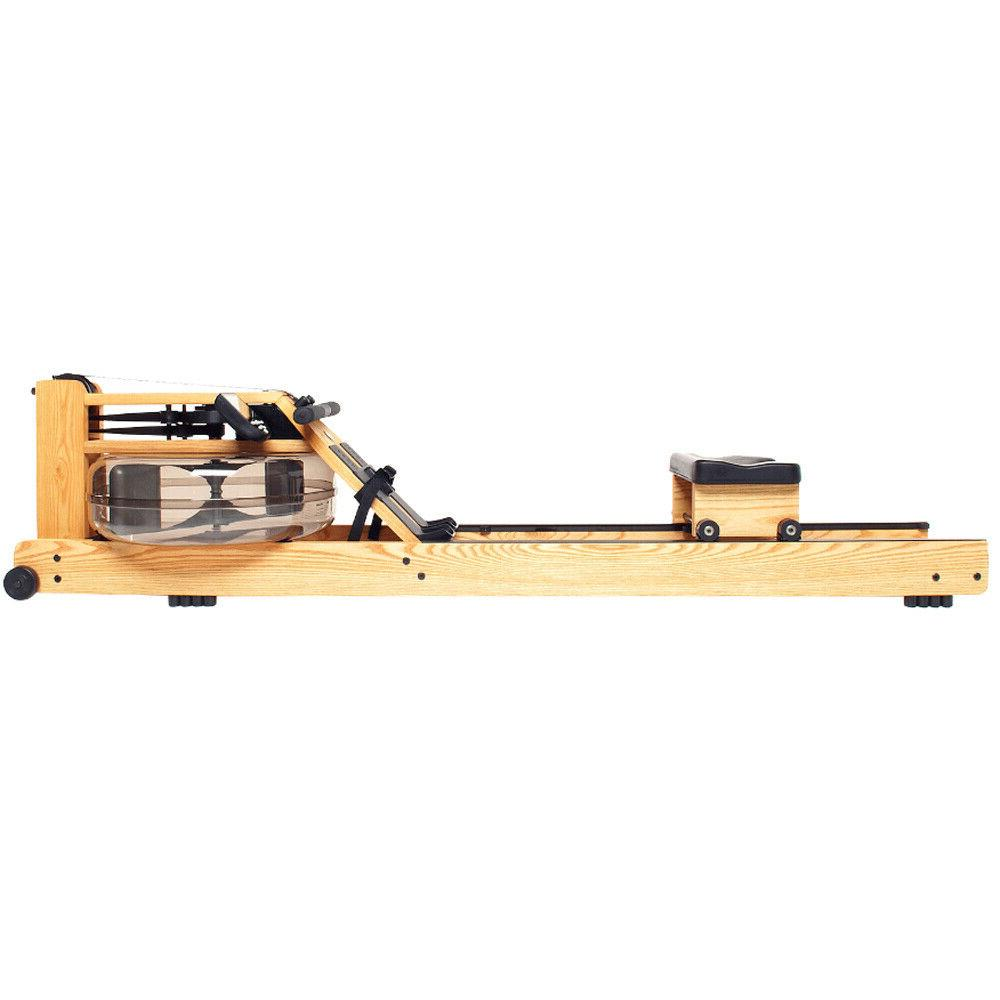 natural rowing machine ash wood new store