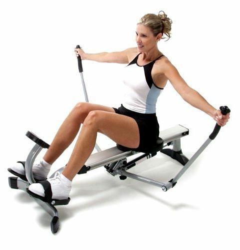 NEW NEW Trac Rowing 1050 Gym
