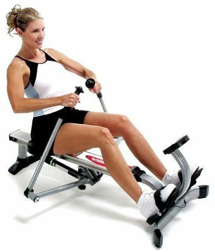 NEW Glider NEW Trac Rowing Stamina 1050 Fitness Exercise Home Gym