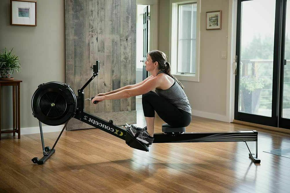 *NEW* CONCEPT2 ROWING MACHINE PM5 PERFORMANCE *SHIPS