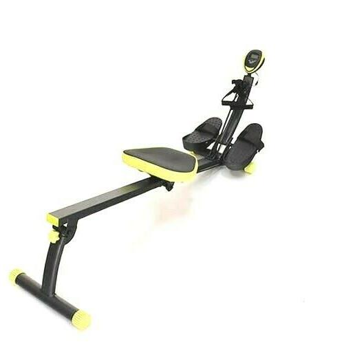 New Rower Max Cardio Home Rowing Exercise