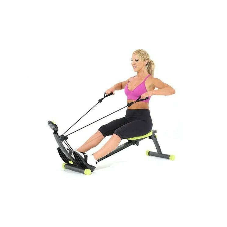 New Max Cardio Rowing Exercise