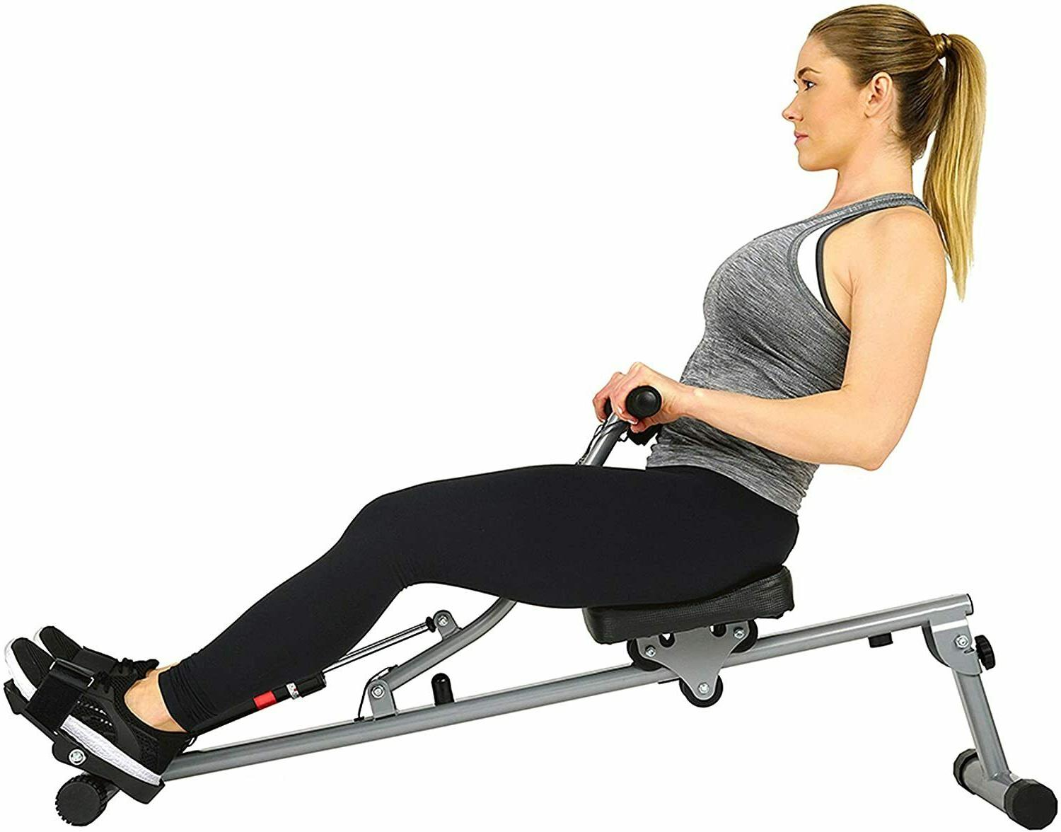 Sunny & Fitness SF-RW1205 12 Resistance Rowing