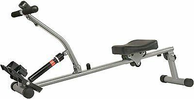 Rowing Machine Rower 12 Double Hydraulic Resistance Home