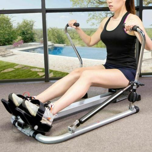 rowing machine rower row stamina home exercise