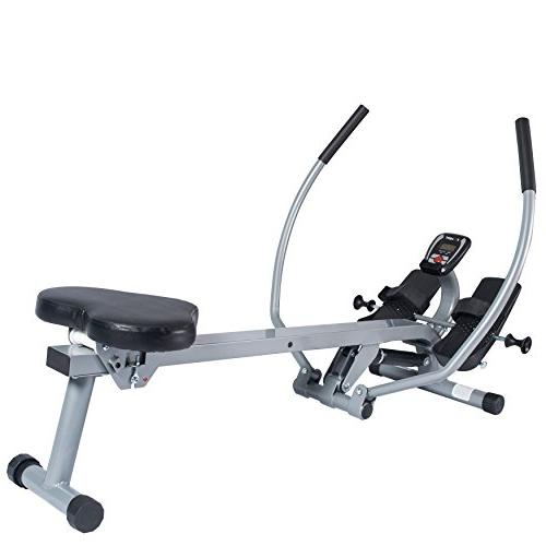 EFITMENT Total Machine Rower Arm 350 lb Weight Capacity Holder -