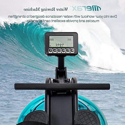 Merax – Fitness Rower with Home