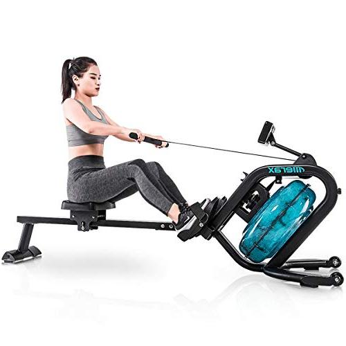 – Rower with LCD Home Equipment