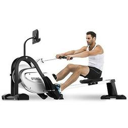 JOROTO Magnetic Rower Rowing Machine with LCD Display 250LB