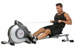 Magnetic Rowing Machine by Sunny Health & Fitness - SF-RW551