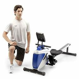 Marcy Foldable 8-Level Magnetic Resistance Rowing Machine wi