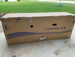 CONCEPT2 MODEL D INDOOR ROWING MACHINE W/ PM5 PERFORMANCE MO