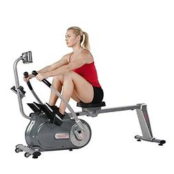 Sunny Health & Fitness Full Motion Magnetic Rowing Machine R