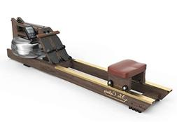 Mr Captain Rowing Machine for Home Use,Wooden Water Rower wi
