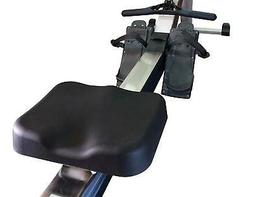 New Black Rowing Machine Seat Cover Designed for The Concept
